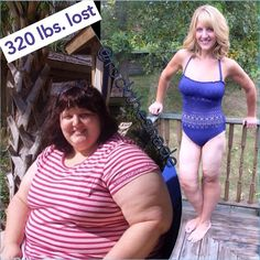 The 65 Craziest Weight Loss Transformations You Will Ever See!