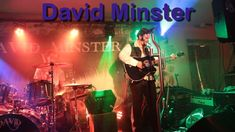 Strongly inspired by his brother-in-law 🅲🅰🅻🆅🅸🅽 🆁🆄🆂🆂🅴🅻🅻, David Minster makes the most of it and offers us Rock and Blues to the rhythms of the American Far We. Brother, Blues, David, American, Concert, Concerts
