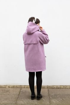 Tilly's Eden Coat - Sewing Pattern by Tilly and the Buttons