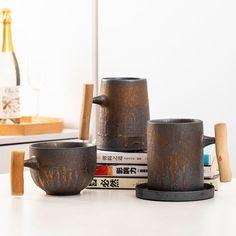 Tea Mugs, Coffee Mugs, Ceramic Coffee Cups, Cup Design, Tea Set, Safe Food, Glaze, Delicate, Ceramics