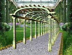 If you have decided to change the visual appearance of your outdoor areas and make it inviting, we can help you. Iron Pergola, Metal Pergola, Gazebo, Garden Structures, Outdoor Structures, Metal Manufacturing, Patio Pictures, Iron Work, Tropical Garden