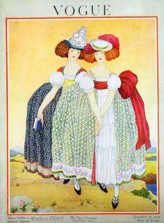 Vogue magazine 1920