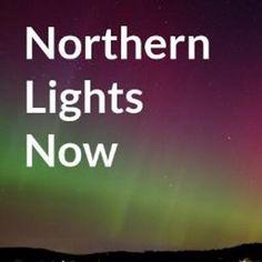 Northern Lights Now Aurora, Northern Lights, Nordic Lights, Aurora Borealis