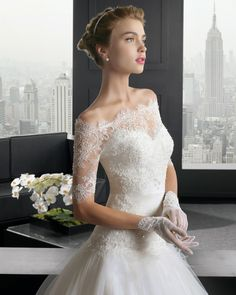 Rosa Clara 2015 Two Wedding Dresses Collection Part 1 ~ Glowlicious