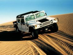 Hummer The Hummer is a civilian vehicle based on the High Mobility Multipurpose Wheeled Vehicle (HMMWV), popularly known as the Humvee, which. Chevy, Chevrolet Tahoe, Hummer Cars, Hummer H2, Hummer H1 Alpha, Large Suv, Car Backgrounds, American Motors, Racing Stripes