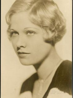 Esther Ralston American Actress in 1920s and 30s Films Photographic Print at AllPosters.com