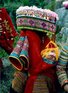 Beautiful Hmong clothing