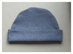 make your own baby hats from old t shirts