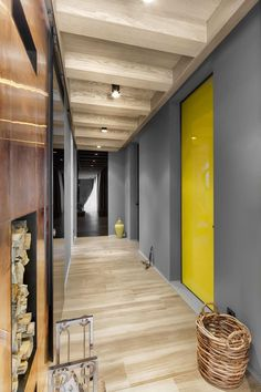 Boldly-Coloured, Buddhist-Inspired Family Retreat