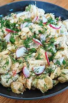 """Restaurant-Style Potato Salad 