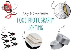 Product and Food #Photography #Lighting Setup