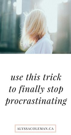 Let the countdown to freedom begin with these useful tricks to hack procrastinating for good!