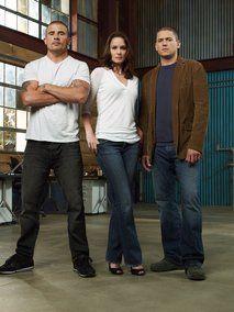 Sarah Wayne Callies - Prison Break, Dr. Sara Tancredi