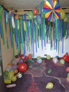 Ninja kornjače rođendan IV