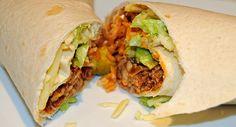 Chicken Burrito,Recipe recipes-for-all-tastes