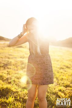 I love the lighting. I may be obsessed with sun flare. Must learn how to capture it properly!