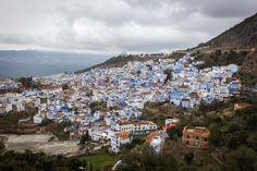 Chefchaouen: Morocco's blue city