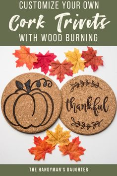 and Home Decorations Painting Writing Pyrography 50 Pieces 4 x 4 inch Unfinished Square Wood Slices Blank and 36 Pieces Letter Stencils for Coasters