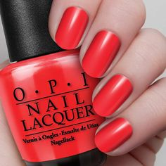 The Thrill of Brazil NL A16 / Classics  Read more at http://opi.com/color/nail-lacquer/thrill-brazil#yuIgpVBXcYvJI6v9.99| OPI