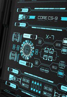Screentron UI on Behance