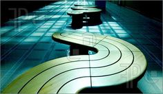 Picture Of Modern Benches. Royalty Free Photo at FeaturePics.