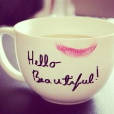 A proper Tea is much nicer than a very nearly tea, which is one you forget about afterwards♥