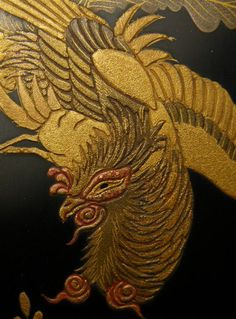 MAKIE, Japanese lacquer work