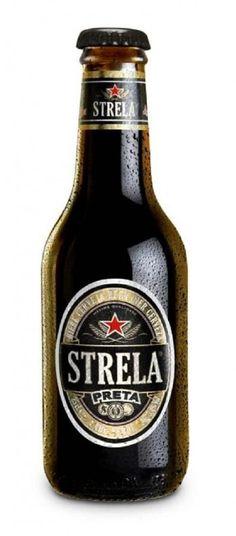 Beer: Strela Preta.