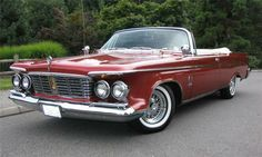 1963 Imperial Convertible Maintenance/restoration of old/vintage vehicles: the material for new cogs/casters/gears/pads could be cast polyamide which I (Cast polyamide) can produce. My contact: tatjana.alic@windowslive.com