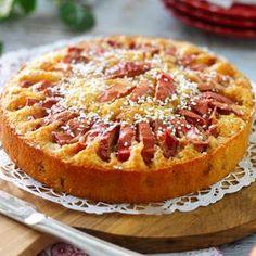 Fin äppelkaka – recept Cheesecake Recipes, Pie Recipes, Baking Recipes, Sweet Recipes, Dessert Recipes, Desserts, Cheese Pie Recipe, Cheese Recipes, Swedish Recipes