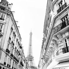 I've stood in this exact same spot in Paris