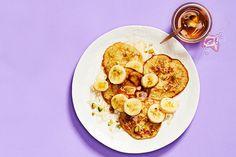 Gluten-Free, Dairy-Free Banana Pancakes