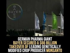 All Signs Point to a Corporate Takeover of the Marijuana Industry by Bayer, Monsanto - ORGANIC AND HEALTHY