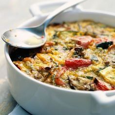 Discover the recipe for zucchini and aubergine gratin cuisineactuelle.fr, Source by Mini Lasagne, Paleo Recipes, Dinner Recipes, Zucchini Aubergine, Vegetable Casserole, Vegetable Recipes, Casserole Recipes, Carne, Entrees