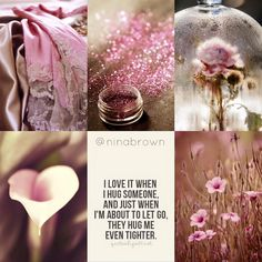 Moodboard by Nina Brown Beautiful Collage, Simply Beautiful, Pot Pourri, Collages, Color Collage, Mood Colors, Colour Board, Color Of Life, Pink Brown