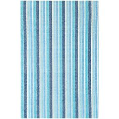 Found it at AllModern - Hand Woven Blue Area Rug