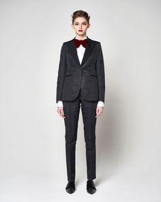 David Hart Fall 2017 Menswear Collection Photos - Vogue