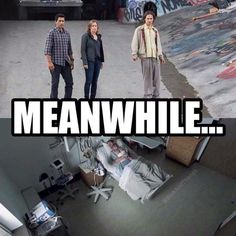 Meanwhile... Fangirl - Fear The Walking Dead