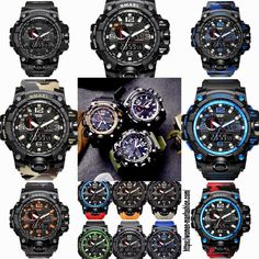 Sport Watches, Watches For Men, Time Zones, Make A Gift, Casio Watch, Chronograph, Boys, Girls, Nba