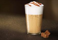 Iced Caramelito café By <em>Nespresso</em>.