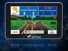 """NavGear 5"""" Navigationssystem wurde mit """"sehr gut"""" ausgezeichnet: http://j.mp/testnet-RSX-50-3D"""