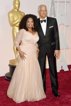 Oprah Winfrey - Oscars 2015