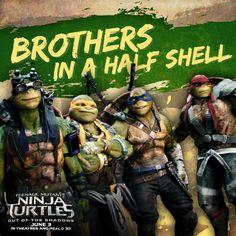'Teenage Mutant Ninja Turtles: Out of the Shadows' Riles The Filmlosophers Up! Ninja Turtles 2014, Ninja Turtles Cartoon, Ninja Turtles Art, Teenage Mutant Ninja Turtles, Ninja Turtle Bedroom, Tmnt Girls, Tmnt 2012, Tmnt Movies, Anime
