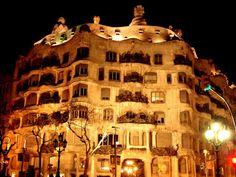 La Pedrera - Casa Milá, Barcelona/Espanha