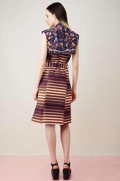 Kenzo / Breton Stripes Cotton Natte