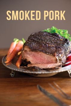 Recipe for How to Smoke Pork! | From: dadgumthatsgood.com | I'm excited to share a recipe with you, too! This is for Smoked Pork Butt which would be perfect for making sandwiches or eating with some delicious side dishes (like smoked potato casserole – yum). | From: pizzazzerie.com