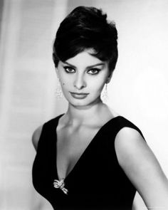 If you haven't cried, your eyes can't be beautiful.   Sophia Loren