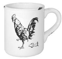Hrnek s kohoutem Mugs, Tableware, Dinnerware, Tumblers, Tablewares, Mug, Dishes, Place Settings, Cups