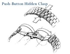 Push-Button Hidden claspFree Diy Jewelry Projects | Learn how to make jewelry - beads.us