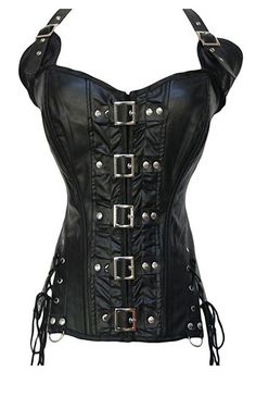 Amazon.com: Blidece Bustier Corset Sexy Woman's Bombshell Faux Leather Mesh Dress Lingerie Skirt: Clothing  https://www.amazon.com/gp/product/B01G20D60W/ref=as_li_qf_sp_asin_il_tl?ie=UTF8&tag=rockaclothsto_gothic-20&camp=1789&creative=9325&linkCode=as2&creativeASIN=B01FY9VMFS&linkId=0b0ba8700d29e3be2e0c742a2f9c1b1c&th=1
